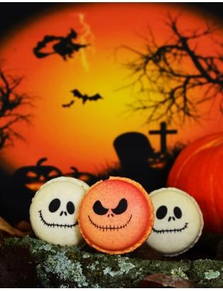 Halloween macaron
