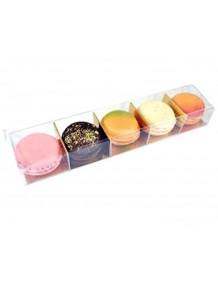 boite 5 macarons