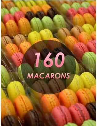 160 macarons planet macarons
