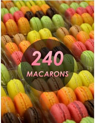 240 macarons - planet macarons - macaron
