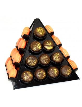 pyramide 40 macarons
