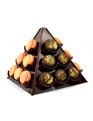pyramide 24 macarons