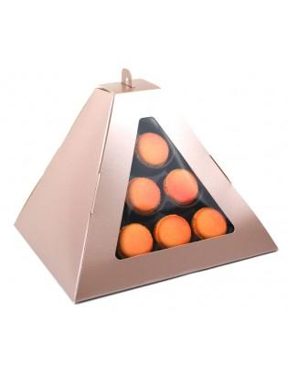 pyramide de 24 macarons