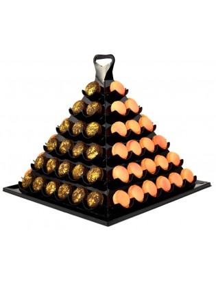 Pyramide 84 macarons...