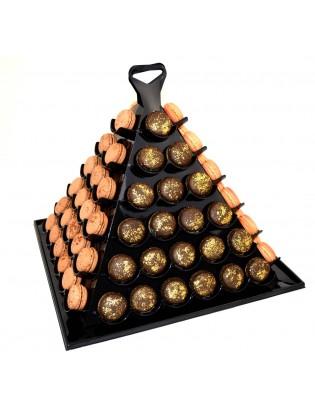 pyramide 84 macarons artisanaux