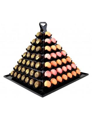 pyramide 112 macarons personnalisés