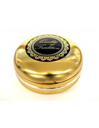 box gold - planet macarons