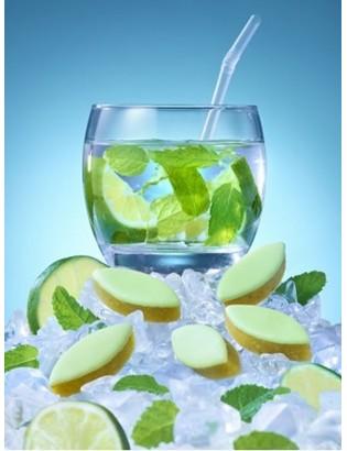 calisson menthe citron vert