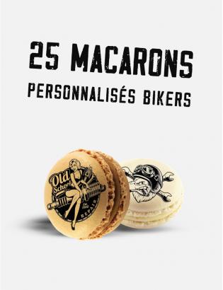 macarons bikers