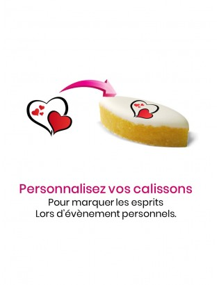 personalisation calisson