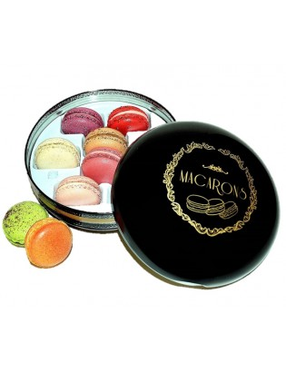 glam box - planet macarons