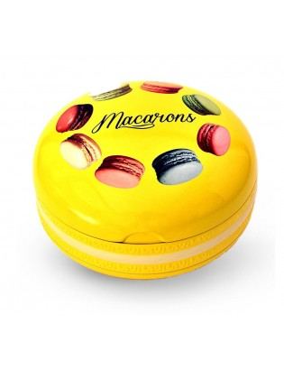 SUN BOX boite métal - planet macarons