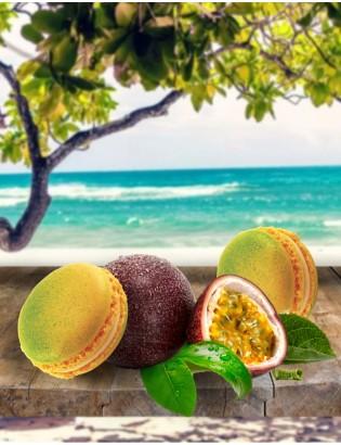 fruit de la passion planet macarons