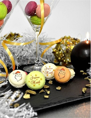 noel gourmand - planet macarons
