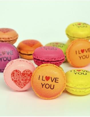 i love you - gourmand