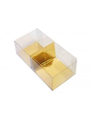 boîte 2 macarons avec...