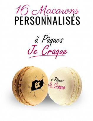 paques - macarons