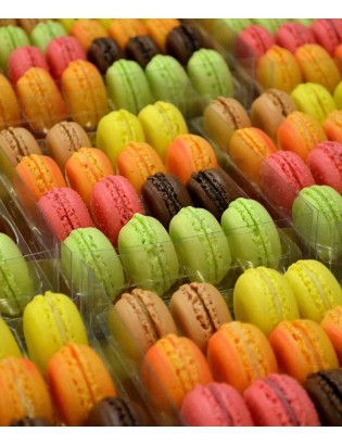 macarons francais