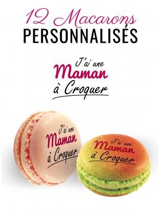 macarons personnalisés