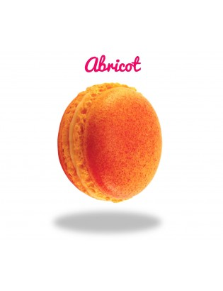 macaron abricot - planet macarons