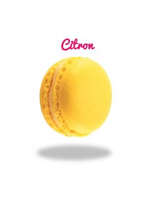 macaron citron - planet macarons