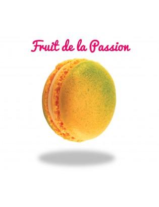 macaron fruit de la passion - planet macarons