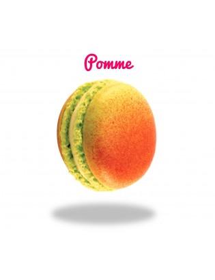 macaron pomme - planet macarons