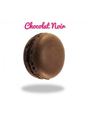 macaron chocolat noir - planet macarons