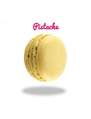 macaron pistache - planet macarons