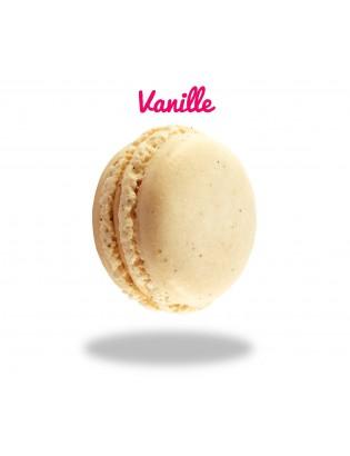 Macaron vanille - planet macarons