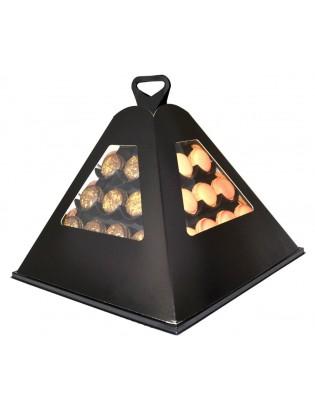 pyramide 60 macarons - planet macarons