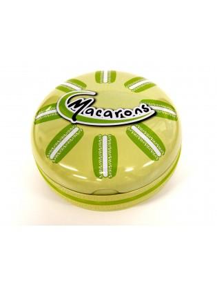 green box - planet macarons