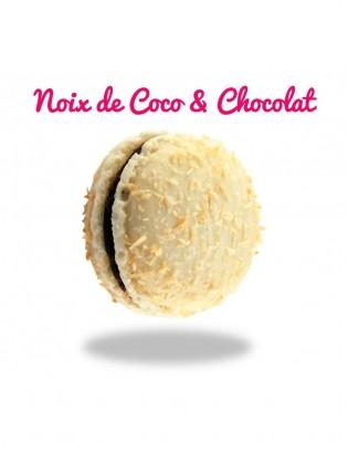 Macaron Noix de Coco &...