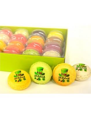 macarons St Patrick