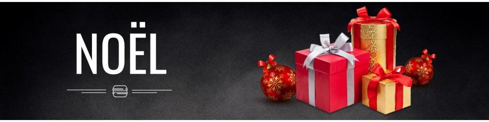 Macaron Noel - Offrir des macarons à Noël