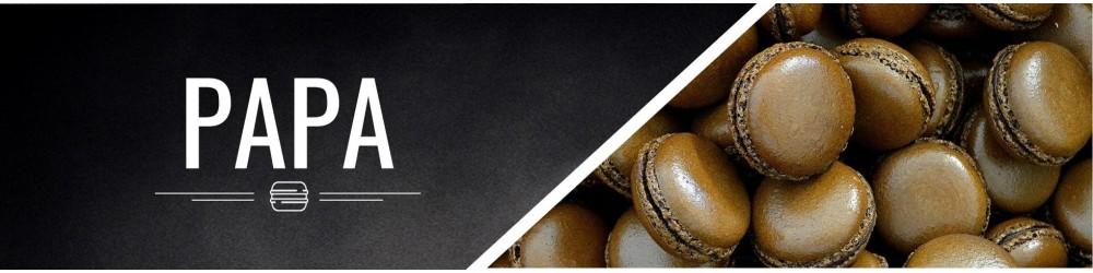 Papa : idée cadeau gourmand • Planet macarons