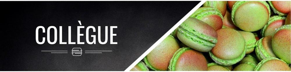 Collègue : idée cadeau gourmand • Planet macarons