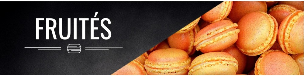Macarons fruités • Planet macarons
