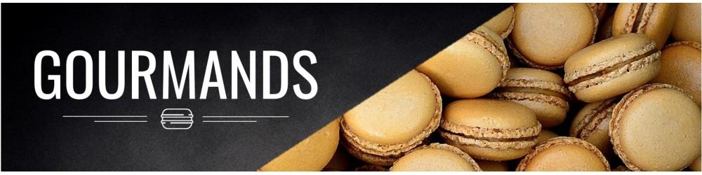 Macarons gourmands • Planet macarons
